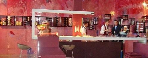 Arredamento wine bar