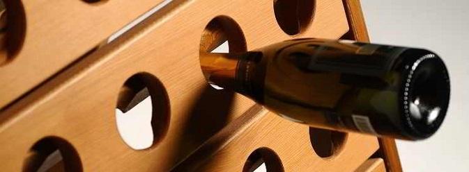 Espositore vini Esigo 3 classic Champagne