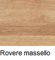 Finitura Rovere Massello
