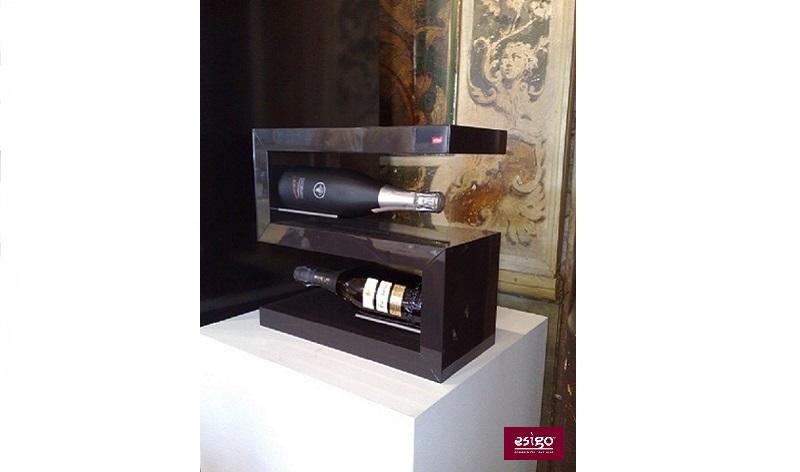 Porta vini di design Esigo 12