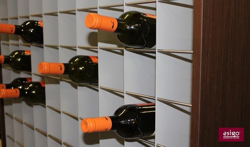 Armadio porta bottiglie Esigo 2 Wall