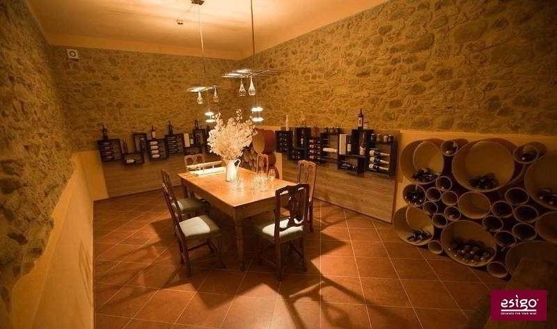 Porta vini di design Esigo 8