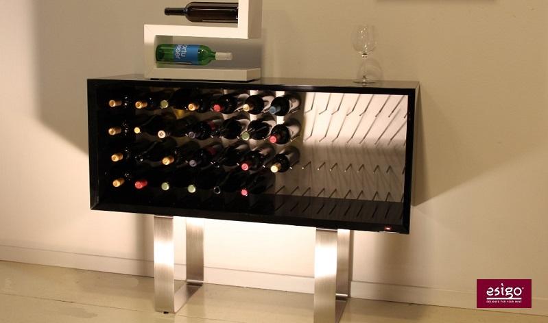 Mobile vino di design Esigo 9