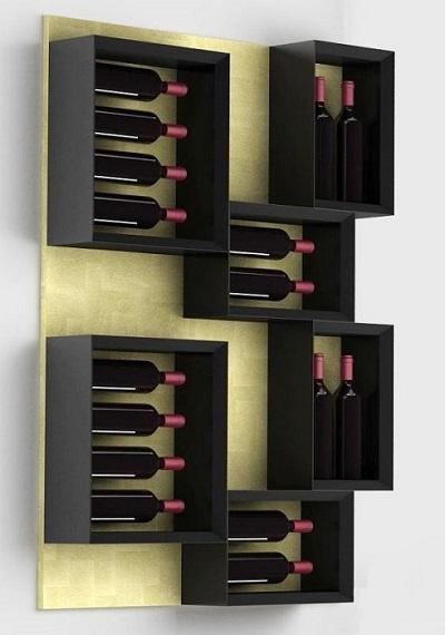 Portabottiglie vino Esigo 5 Esigo by Sanpatrignano