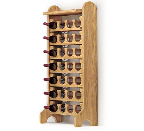 Portabottiglie in legno Esigo 2 Classic