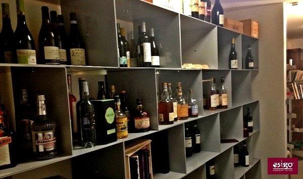 Portabottiglie vino in acciaio Esigo 2 Box