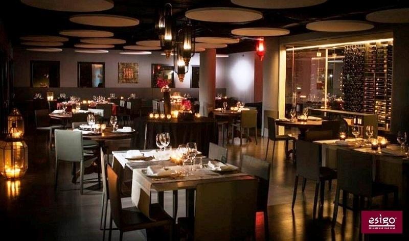 Gallery arredamento esigo per for Arredamento per bar ristorante
