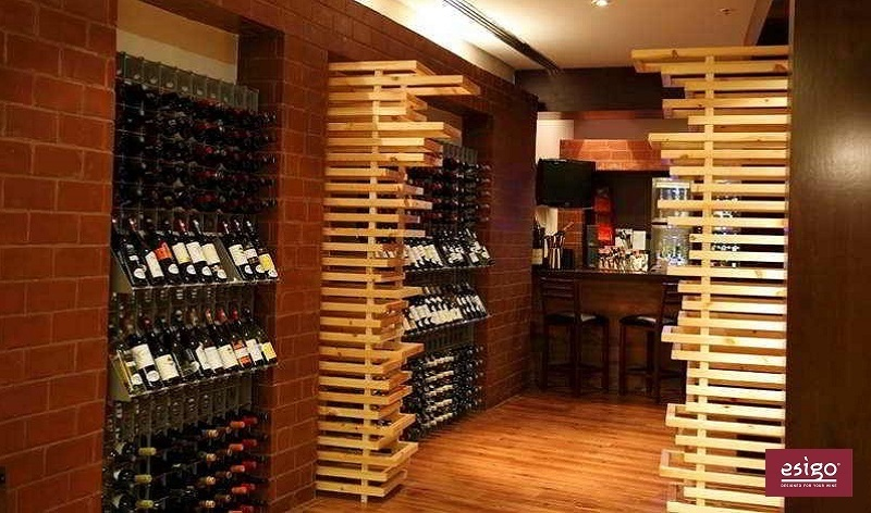 Come arredare un wine bar con Esigo