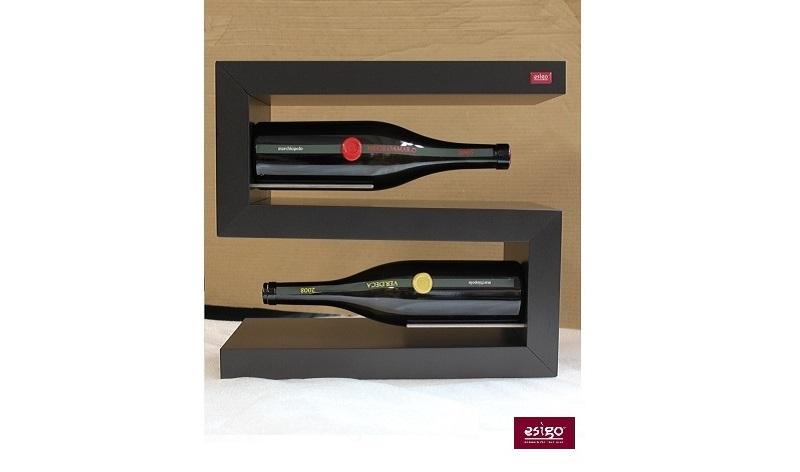 Gallery portabottiglie esigo 12 for Porta bottiglie vino