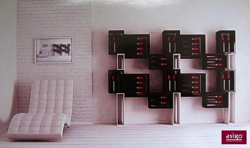 Gallery: Mobile vino Esigo 5 Floor