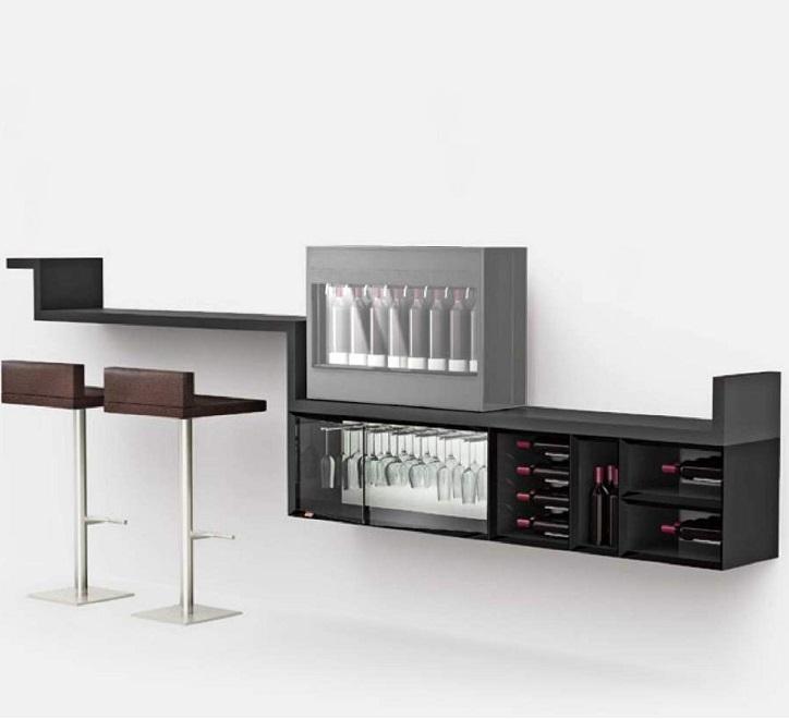 Mobili per vino Esigo Wss10